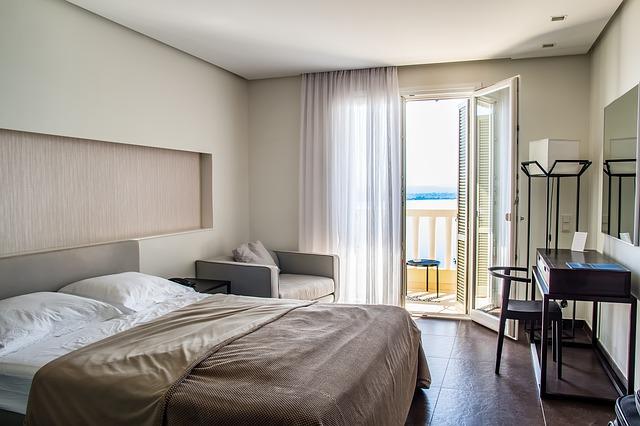 Sypialnia w Villi Beata w Nowym Sączu