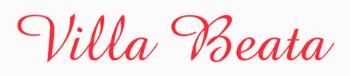 Logo firmy Villa Beata